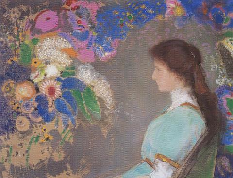 ヴァイオレット・ハイマンの肖像