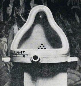 マルセル・デュシャン 泉