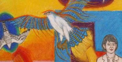 新作 火の鳥 フェニクス 部分画像