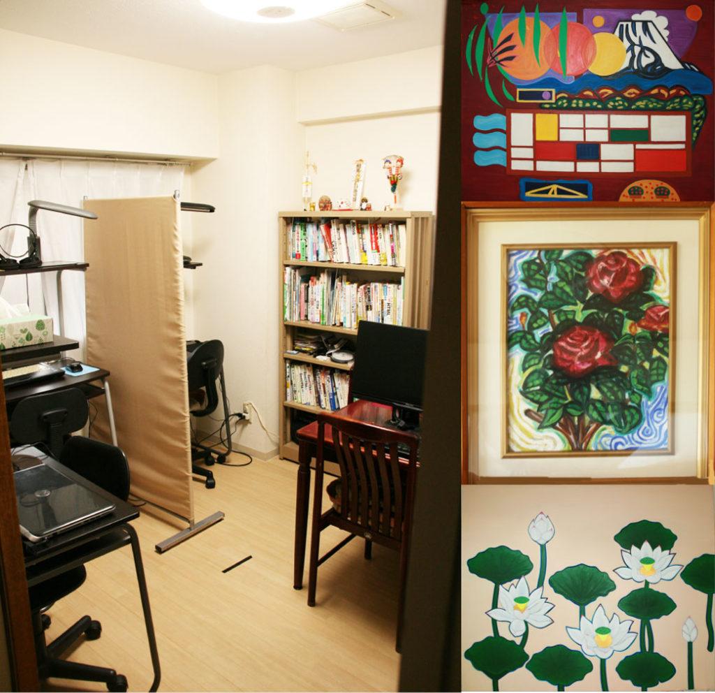 """<span class=""""title"""">この度、私横田昌彦は作品の原画販売をする事にしました。作品は札プロの教室にていつでもご覧いただけます。</span>"""