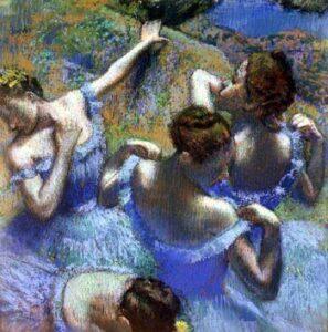 """<span class=""""title"""">パステル画で有名な画家にはどんな画家がいますか?第2回目はエドガー・ドガです。</span>"""