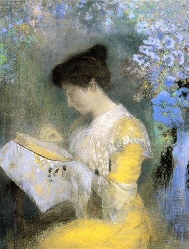 """<span class=""""title"""">パステル画で有名な画家にはどんな画家がいますか?第1回目はオディロン・ルドンです。</span>"""