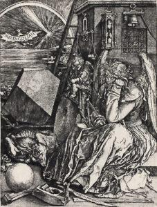 アルブレヒト・デューラー 「メランコリアⅠ」の画像